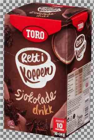 Prøv også Toro Rett i Koppen Sjokoladedrikk.