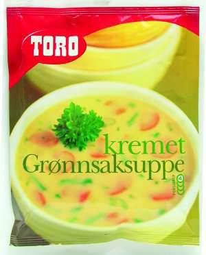 Prøv også Toro kremet grønnsaksuppe.