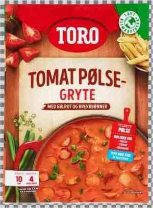 Oksegryte med tomat