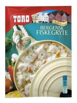 Prøv også Toro bergensk fiskegryte.