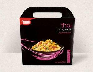Les mer om Toro thai curry wok hos oss.