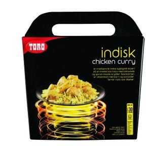 Prøv også Toro indisk chicken curry.