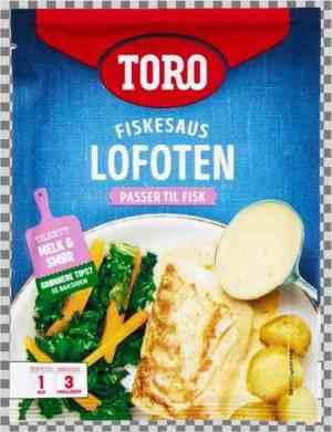 Prøv også Toro lofoten fiskesaus.