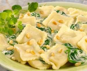 Prøv også Fjordland Ravioli med ost.