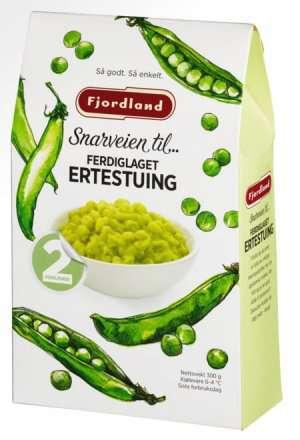 Prøv også Fjordland Ferdig ertestuing.