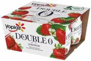 Prøv også Yoplait Dobbel 0% jordbær.