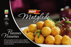 Prøv også Hoff Pommes Matglede Noisettes.