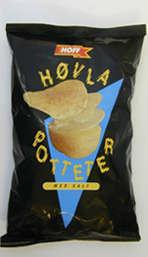 Prøv også Hoff Høvla Potteter med salt.