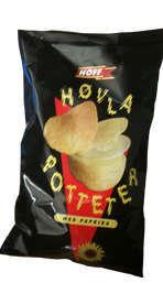 Prøv også Hoff Høvla Potteter med paprika.