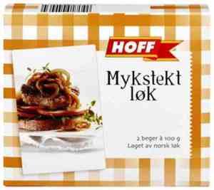 Prøv også Hoff Mykstekt Løk.