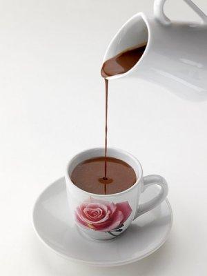 Prøv også Kakao, med lettmelk, tilberedt.
