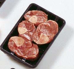 Prøv også Kalv, koteletter, rå.
