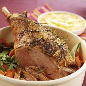 Prøv også Lam, lårsteik med mørbrad, ovnsstekt.