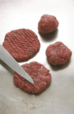 Prøv også Hamburger, rå.