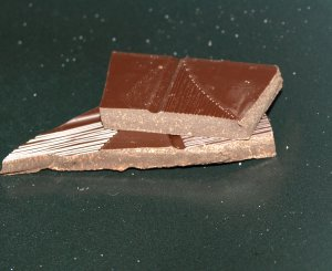Bilde av Kokesjokolade, m�rk.