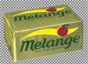 Prøv også Margarin uspesifisert, hard.