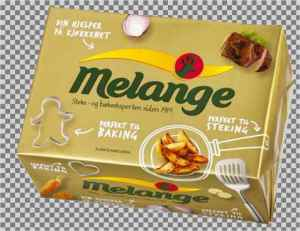 Prøv også Mills Melange Margarin.
