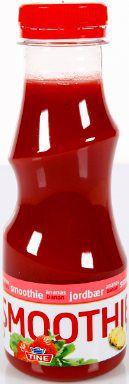 Prøv også TINE Jordbær Smoothie Rød.