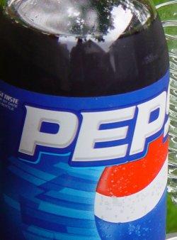 Prøv også Pepsi Cola.
