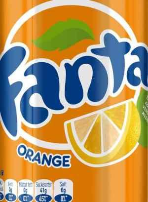 Prøv også Fanta Orange.