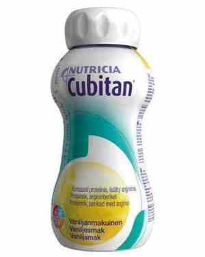 Prøv også Nutricia Cubitan.
