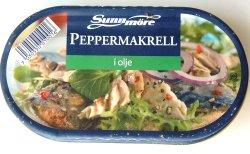 Prøv også Sunnmøre Peppermakrell i olje.