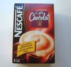 Prøv også Nescafe cafe Chocolate.
