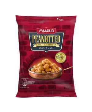 Prøv også Maarud Peanøtter røstet og saltet.