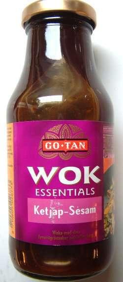 Les mer om Go-Tan wok essentials Ketjap Manis hos oss.