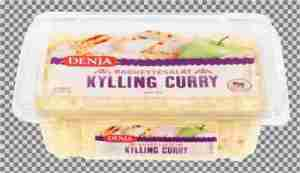 Kylling Curry