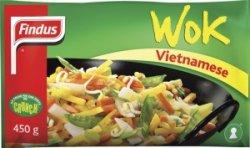 Prøv også Findus Wok Vietnamese.