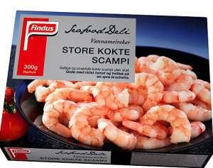 Prøv også Seafood Deli Kokt Scampi.