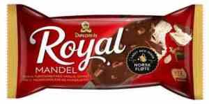 Prøv også Diplom Royal Mandel.