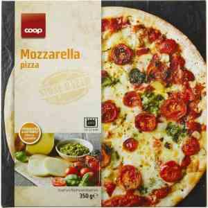 Prøv også Coop Pizza Mozzarella.