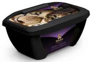 Prøv også Diplom Premium irish cream med sjokoladebiter.