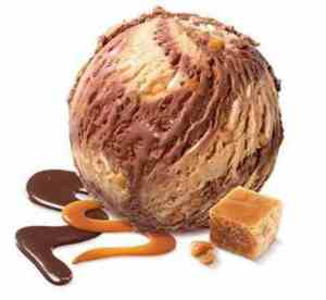 Prøv også Mövenpick chocolate.