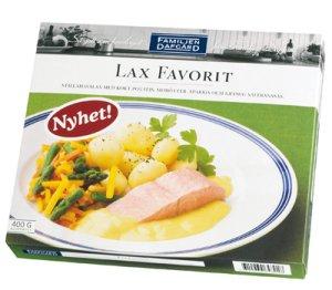 Prøv også Lax Favorit, Dafgård.