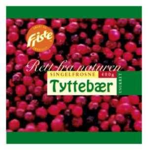 Prøv også Friste Tyttebær.