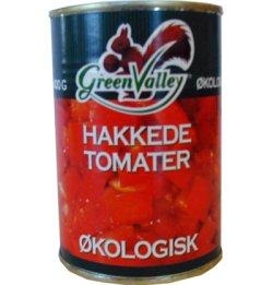 Prøv også Hakkede tomater, økologisk, Green Valley.