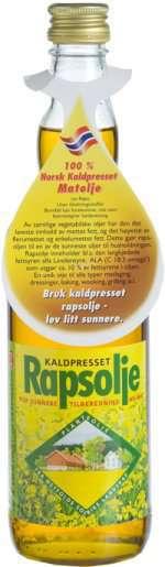 Prøv også Kaldpresset Rapsolje fra Askim Frukt- og Bærpresseri.