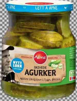 Prøv også Nora Agurker skivede.