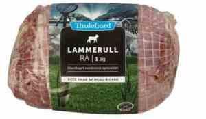 Prøv også Thulefjord lammerull.