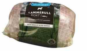 Prøv også Thulefjord Kokt lammerull.