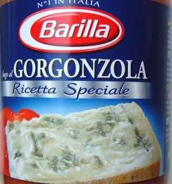 Prøv også Barilla Gorgonzola Ricetta Speciale.