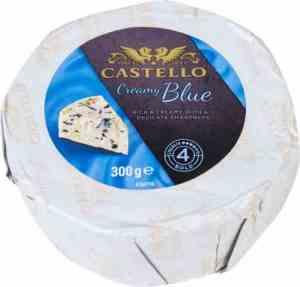 Prøv også Arla castello Blue Creme.
