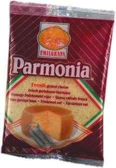 Prøv også Arla Emilgrana Parmonia, fersk revet.