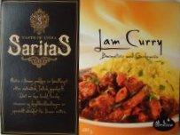 Prøv også Saritas lam i curry.