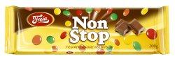 Prøv også Freia Melkesjokolade med Nonstop.