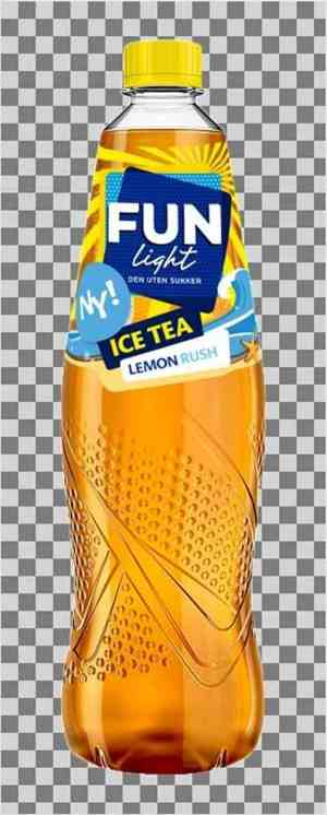 Les mer om Fun Light Ice Tea Lemon hos oss.