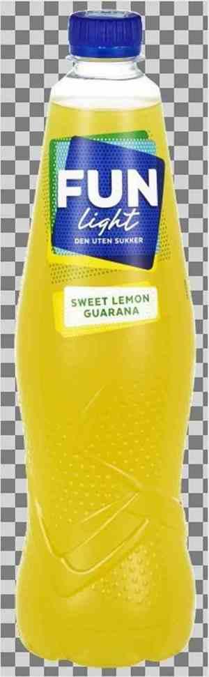 Prøv også Fun Light sweet lemon guarama.